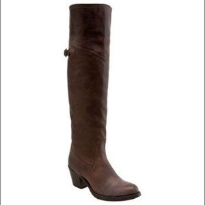 Tall Jane Frye boots